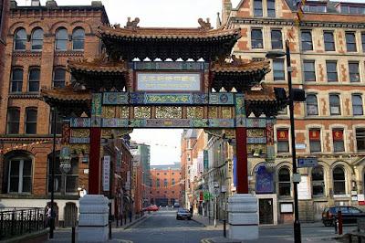 Chinatown Manchester