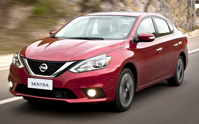 Nissan Sentra 2.0 2017