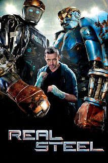 Download Film Real Steel (2011) BluRay 720p Subtitle Indonesia
