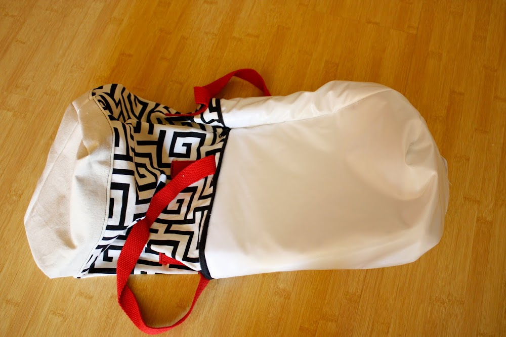 Washable Insulated DIY Lunch Tote