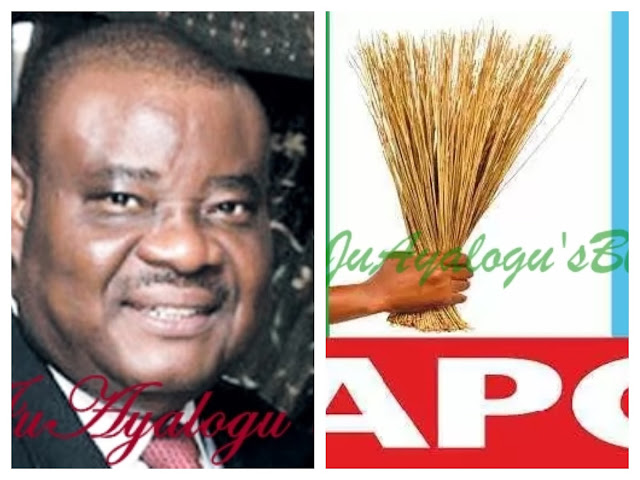 Wabara joins APC