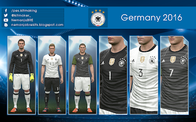 PES 2016 Germany 2016 GDB by Nemanja