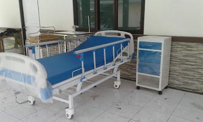harga ranjang pasien klinik