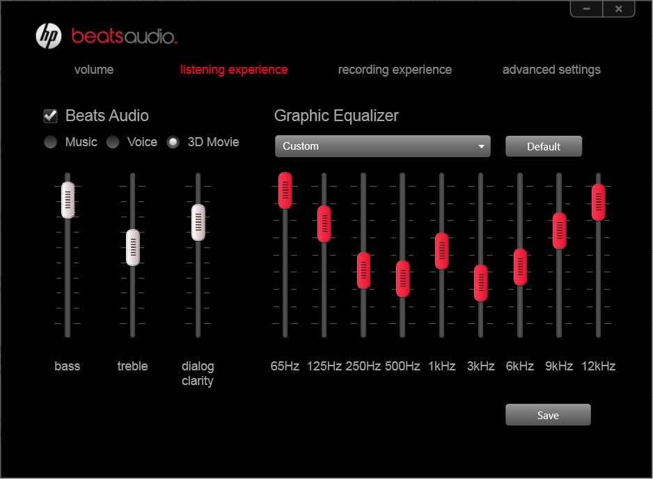 Скачать на андроид программу beats audio
