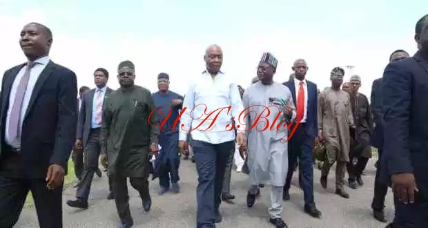 Breaking: Incessant Killings: Saraki Leads a Delegation to Benue State