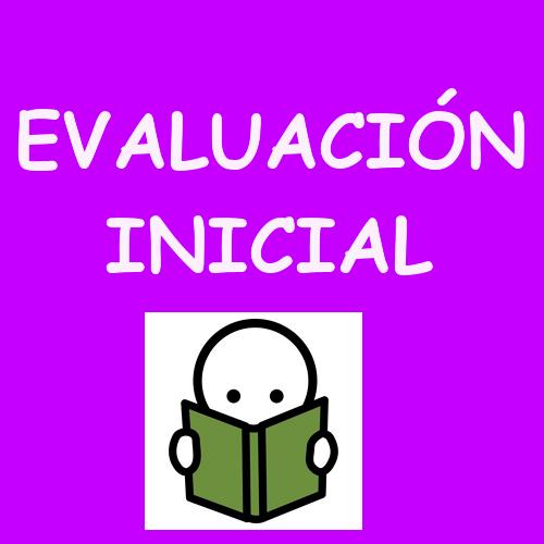 EVALUACIÓN INICIAL PARA CUARTO CURSO DE EDUCACIÓN PRIMARIA