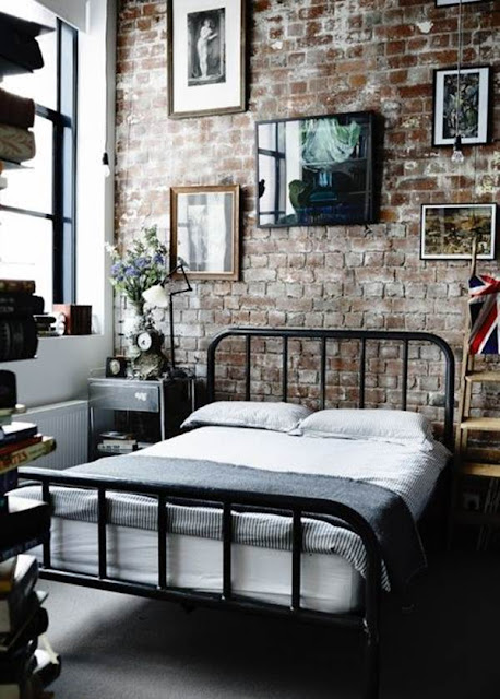 Tips to Create an Industrial Style Bedroom 3