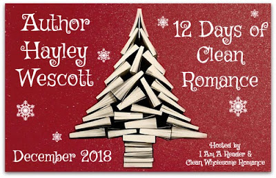 12 Days of Clean Romance – Hayley Wescott