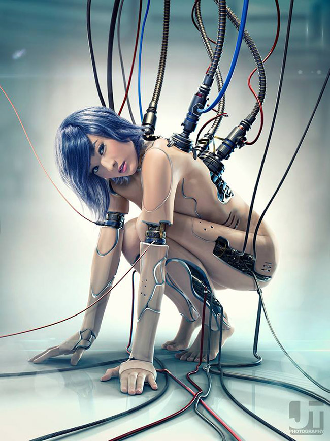 Jay Tablante - Ghost in the Shell