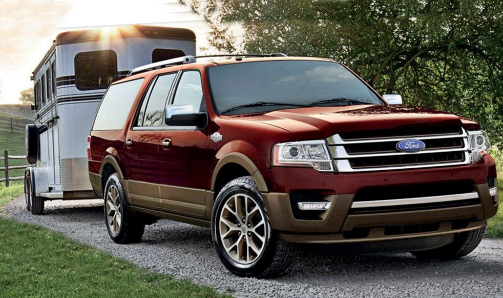 2018 Ford Expedition Platinum Review Release Date And Price