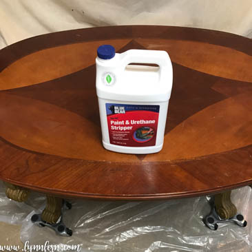 Soy Gel paint and stain stripper