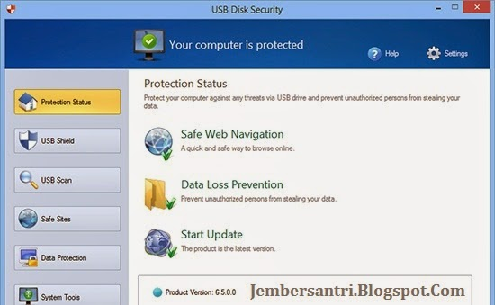 USB Disk Security 6.5.0.0 Full Version Terbaru 2015