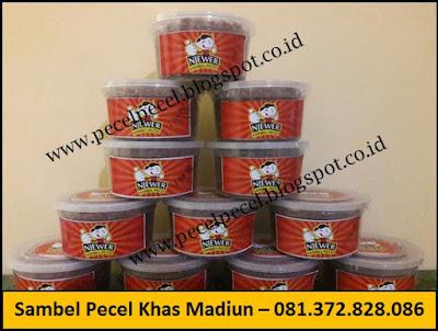 Distributor Sambel Pecel Madiun Kirim Bandung – 081.372.828.086