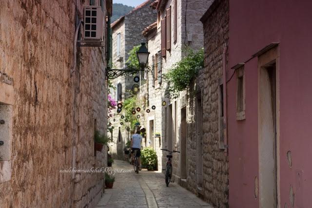 Rówieśnik Arystotelesa...Chorwackie Faros - Stari Grad