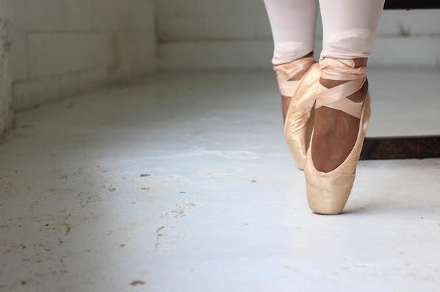 feminim, sepatu, wanita, ballet flat shoes
