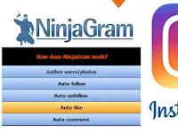 Ninja Gram V7.3.5 Cracked – NinjaGram Cracked Free Download