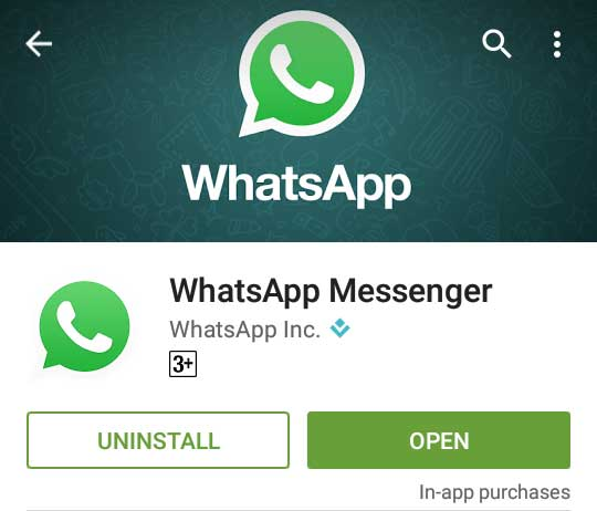 WhatsApp reveals more details about business accounts