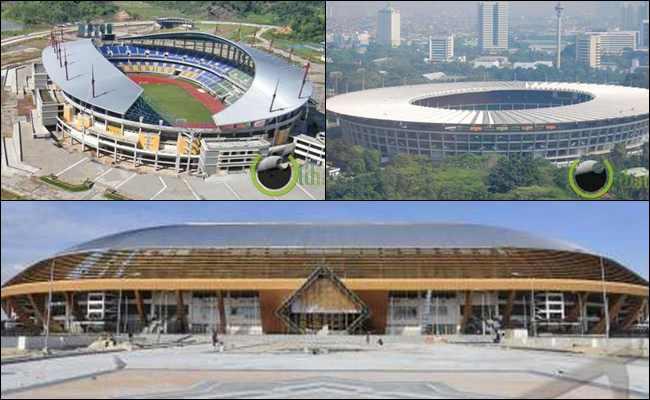 10 Lapangan Sepakbola yang paling Terbesar di Indonesia