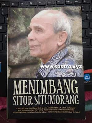 Sitor Situmorang, biografi, sastra