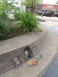Seni Menggambar 3D di Jalanan dengan Kapur Yang Keren Kreatif dan Sangat Menginspirasi-4