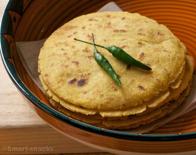 Smart Snacks Sarson Ka Saag Makki Ki Roti