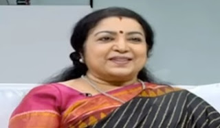 Virundhinar Pakkam Sun Tv 06-04-2017 Actress M.G.R. Latha