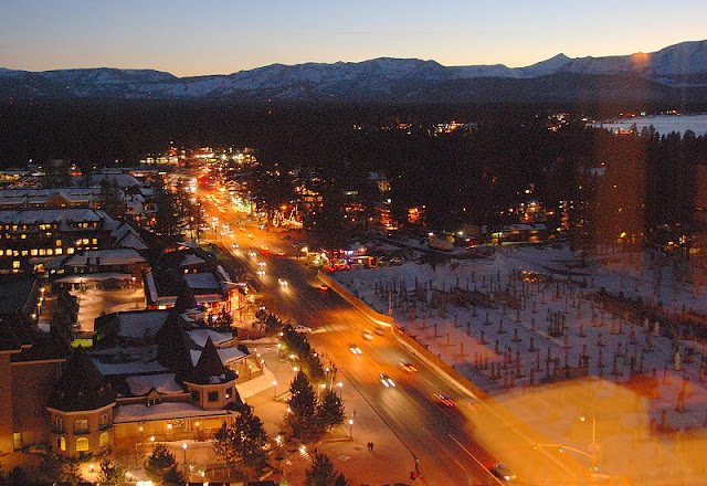 Veja o que fazer a noite em South Lake Tahoe