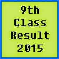 Bahawalpur Board 9th Class Result 2016