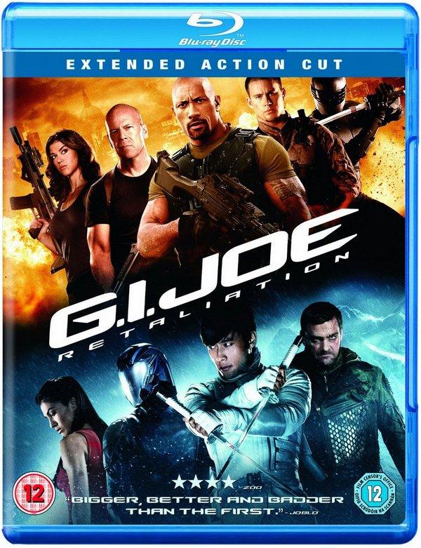 G.I. Joe Retaliation 2013 Extended Daul Audio 720p BRRip HEVC x265