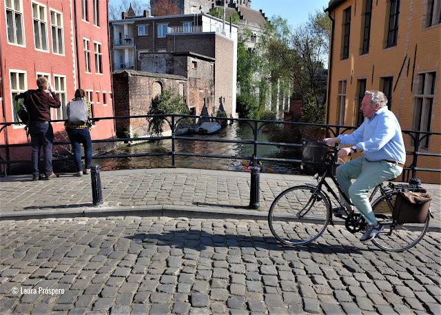 Gent - O charme e tranquilidade de uma cidade do interior da Bélgica