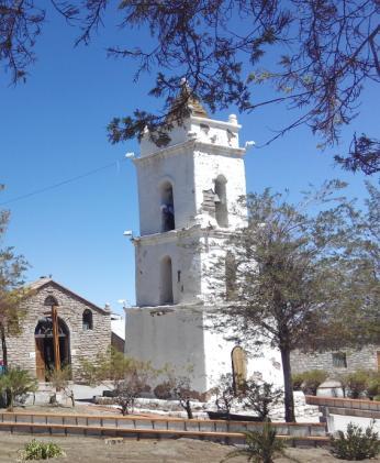 Toconao Atacama