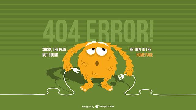 Cari Dan Selesaikan Masalah Broken Link Di Blog Anda