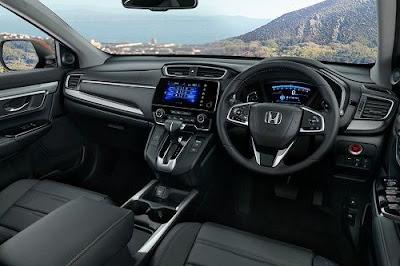 Kabin Honda CRV