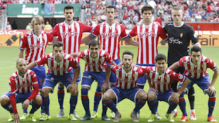 Sporting Gijón vs Numancia Live online stream - Today -19 September 2017 Copa del Rey