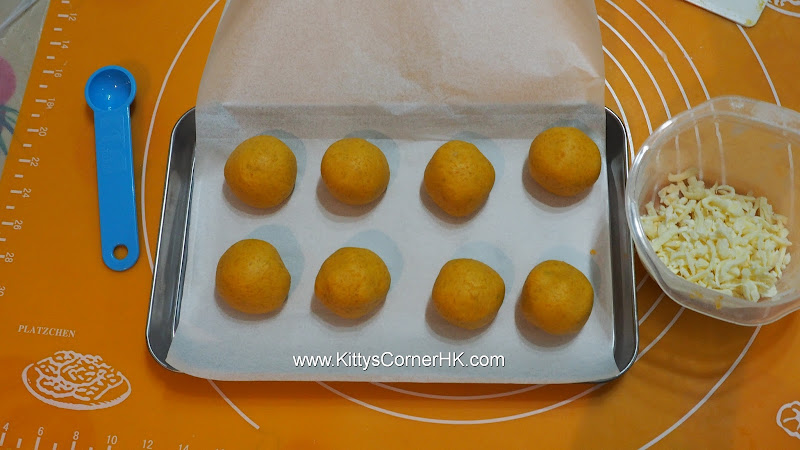 Pumpkin Mochi Cake 煎南瓜軟餅 自家食譜 home cooking recipes