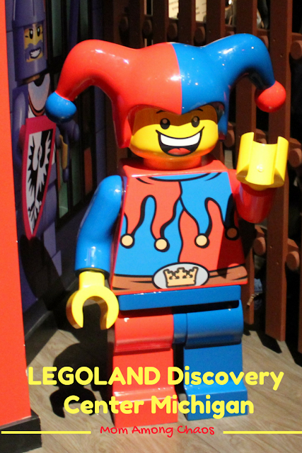 LEGOLAND Discovery Center Michigan