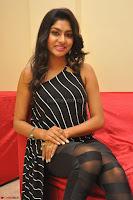 Akshida in Black Tank Top at Kalamandir Foundation 7th anniversary Celebrations ~  Actress Galleries 089.JPG