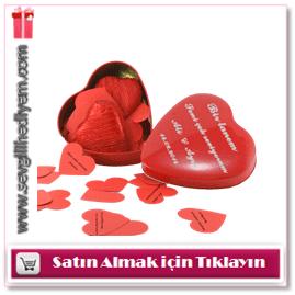 100 dilde seni seviyorum çikolataları