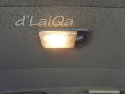 lampu kabin sebelum diganti jenis led