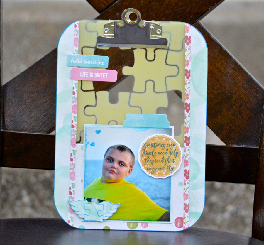 Autism Craft Projects