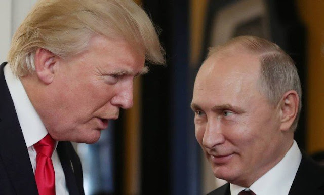 Donald Trump ameaça Rússia e Síria com lançamento iminente de mísseis russia