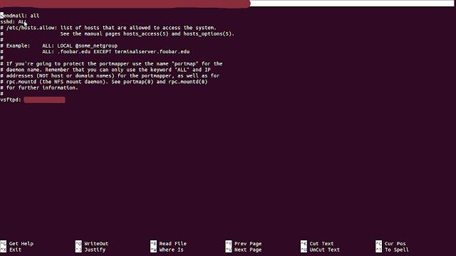 Web solution : FTP Error