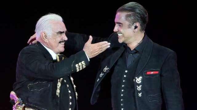 Vicente ayudó a Alejandro a formar un estilo musical propio