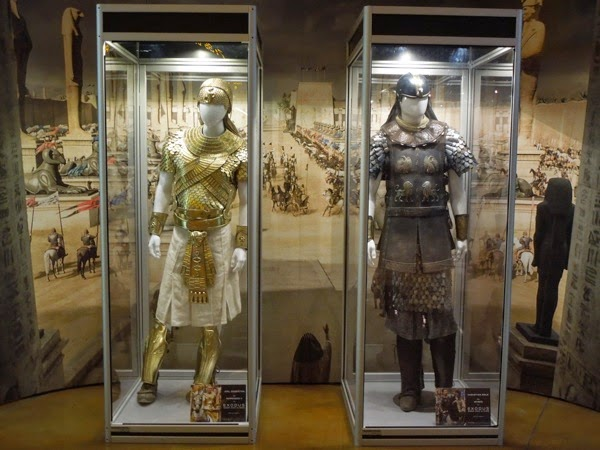 Exodus Gods and Kings film costumes