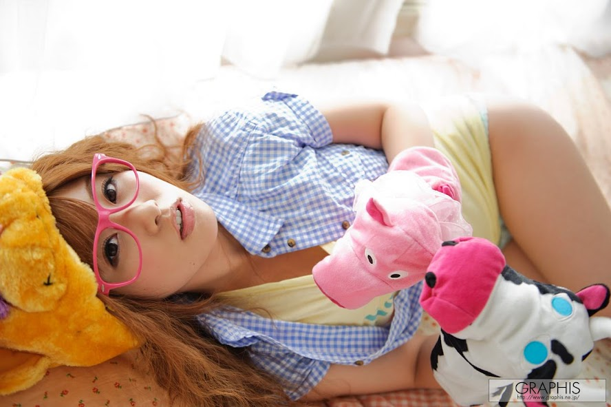 [Graphis] Cocomi Naruse - Pretty Doll re - idols
