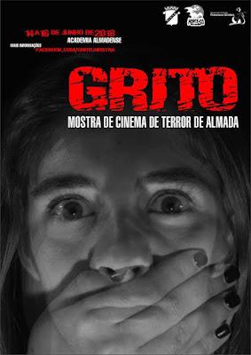 GRITO - Mostra de Cinema de terror de Almada