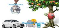 Logo Win Marlene e vinci 400 premi personalizzabili e Audi A3