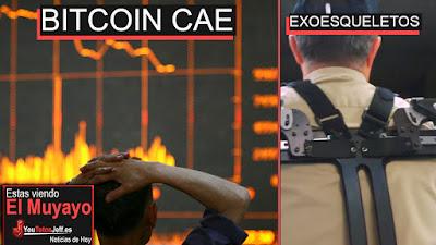 Bitcoin la peor caida de la moneda, noticias, noticias de hoy, facebook for creators