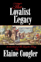 Book cover for the Loyalist Legacy