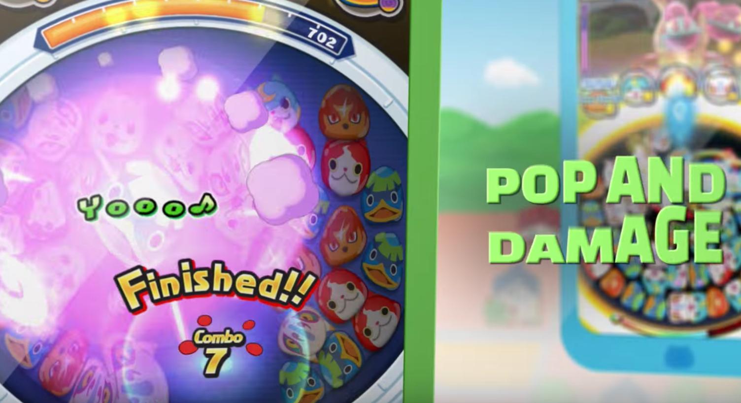 Yo-Kai Watch Wibble Wobble se confirma para el 30 de marzo